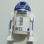 Star Wars R2-D2 Artoo-Detoo Large figure with clock @SOLD@